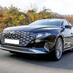 Hyundai Grandeur'dan son yenilənmə | Ağ interiyerli sedan.